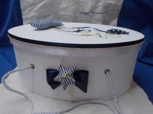 cutie  trusou marin - L 0755 - 160 lei