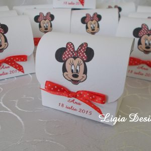 cufaras minnie mouse - 3,9 lei