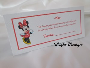 018 - minnie mouse - 1,5 lei