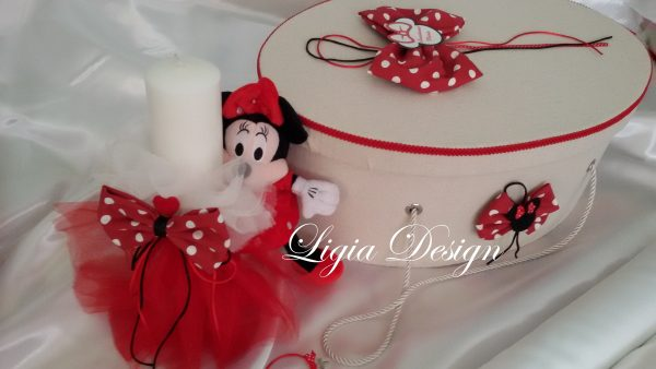 2177 - trusou botez - Minnie Mouse