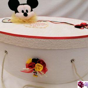 Cutie trusou Mickey Mouse